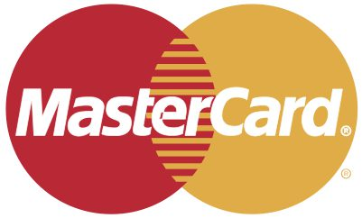 creditcard brand logo red and gold